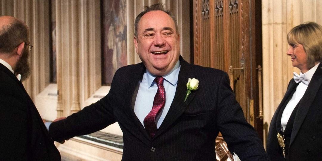 Live Blog: Salmond Gives His Evidence